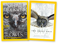Daniel J. Cox has photographed for National Geographic magazine