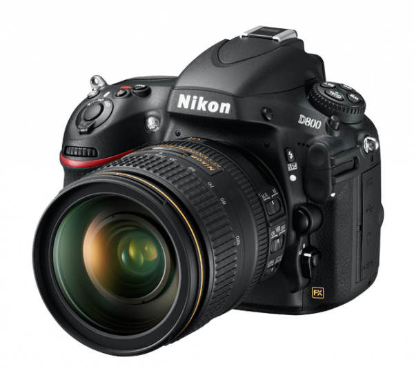 d800front 600x541 My Favorite Camera Review Site: DPReview Details the Nikon D800