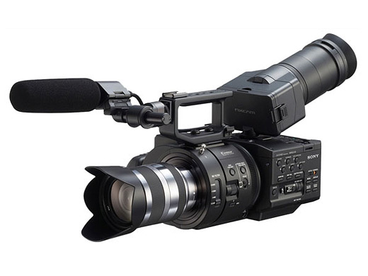NEX FX700 Kit Canon Announces 4K Ready Video/Still Camera, The EOS 1D C