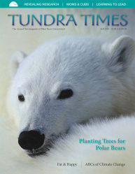 Cover of 2010 Fall Tundra Times