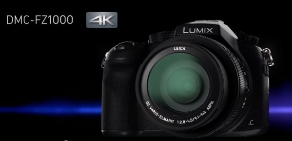 Te new Panasonic Lumix FZ-1000 all in one Bridge Camera.
