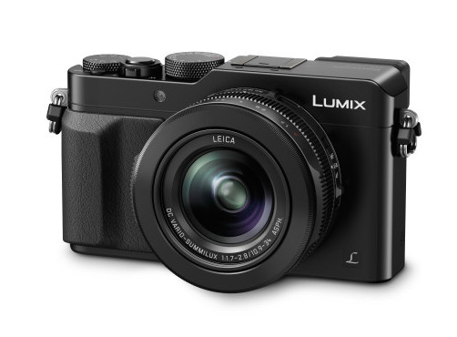 The new Panasonic Lumix LX100