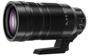The new 100-400mm F/4-6.3 super zoom. Keeping in mind that all Micro Four Thirds lenses need to be multiplied X2, this will be a full frame equivalent of 200-800mm zoom. Wow, if this is as sharp as I predict, this will be a game changer.