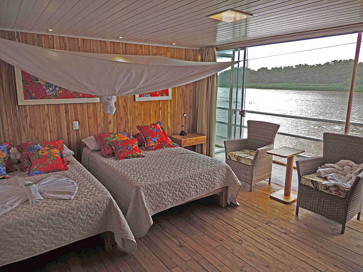 Pantanal Brazil Floating Suite