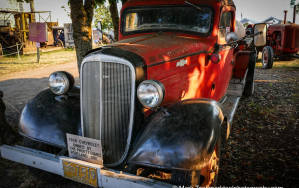 A great image of a beautiful old truck by Lumix colleague Mark Toal. Camera: Lumix FZ1000